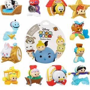 Disney Tsum Tsum Bling bags 5 bags
